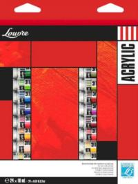 Louvre 24*10�� Lefranc & Bourgeois ����� ��������� ������