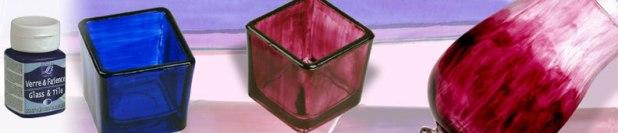 Glass & Tile - Краски по стеклу и керамике Lefranc & Bourgeois