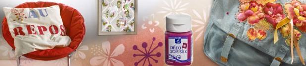 Deco Silk - Краски по шелку Lefranc & Bourgeois